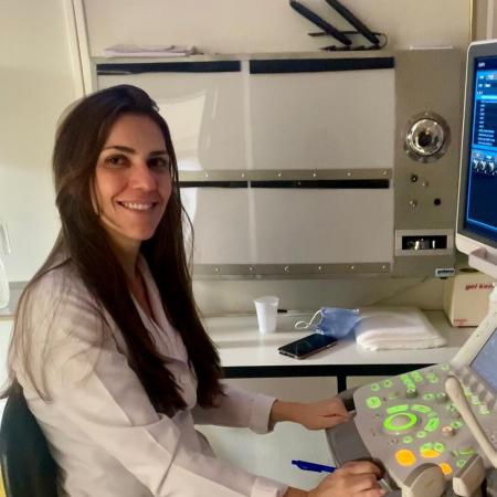 Dra. Graziella Oliveira Pinho